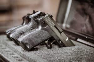 New Jersey gun crime