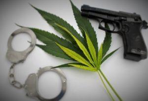 firearms-drugs-handcuffs